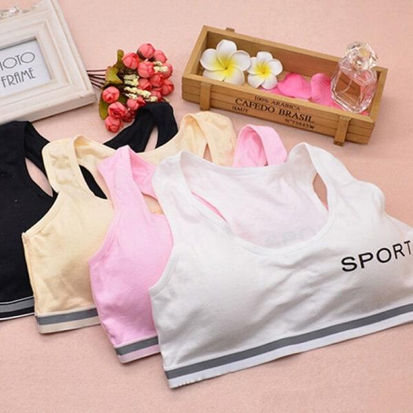 Barnflickor Underkläder BH-väst Underkläder Sportunderkläder