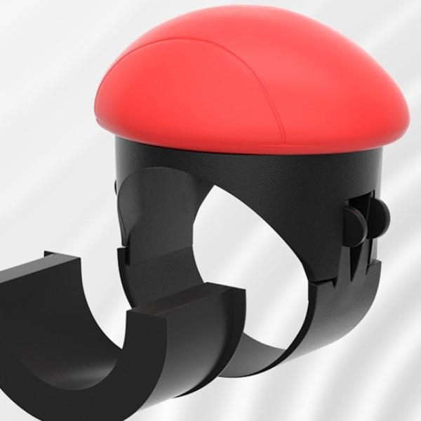 krafthandtag booster 360 graders rotation hjälpar handkontroll ste Red upgrade