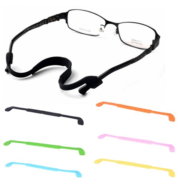Silikonglasögon Glasögon Solglasögon Rem Sportbandsladd H