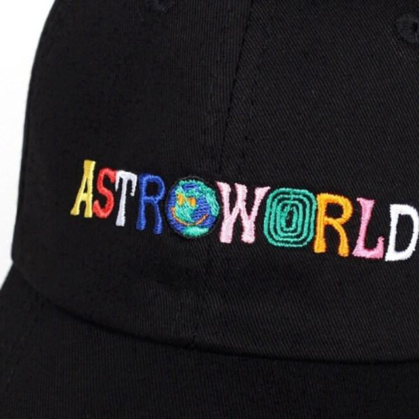Unisex Astroworld Baseball Caps Travis Scott Unisex Hip Hop Hat