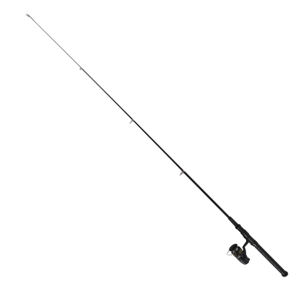 Teleskopspö med fiskelåda
