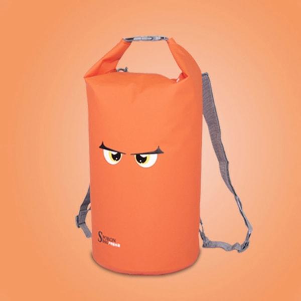 Drybag - Vattentät väska 10L - Orange