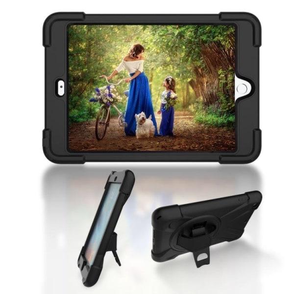 Stötskydd i silikon med handtag till iPad Mini 3 & 2 & 1 Svart