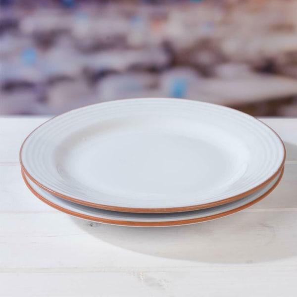 Jamie Oliver Terracotta Tallrikar 28cm 2-pack
