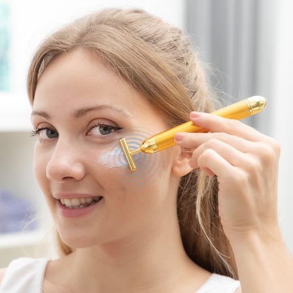 InnovaGoods Massageapparat för ansiktet