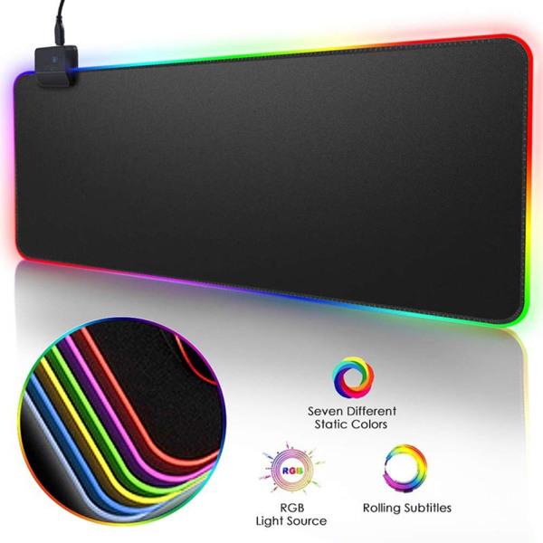 Musmatta Gaming RGB 90x40