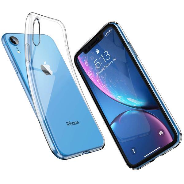 iPhone XR - Transparent TPU