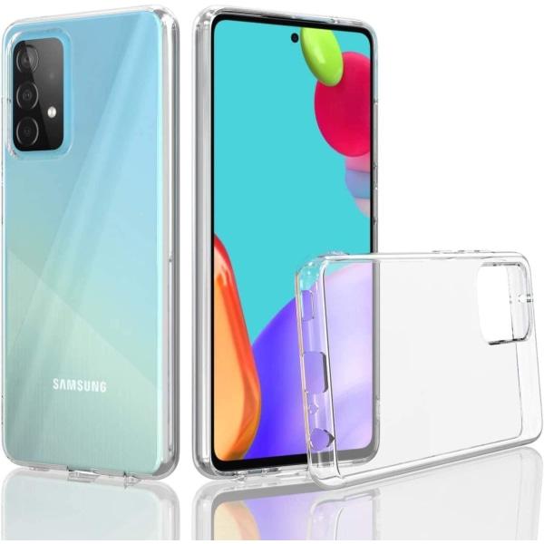 Samsung Galaxy A52 5G - Transparent TPU Skal