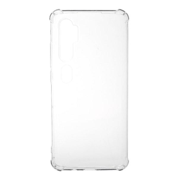 Xiaomi Mi Note 10/10 Pro - Shockproof TPU Skal - Transparent