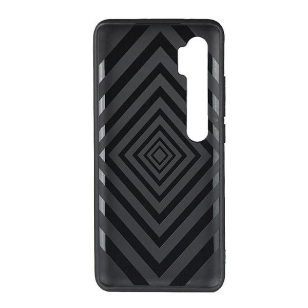 Xiaomi Mi Note 10 / Note 10 Pro - Ring Skal - Svart Black Svart