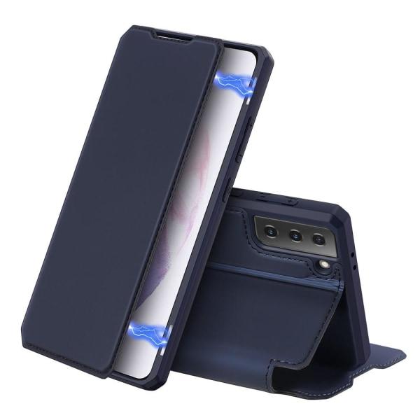 Samsung Galaxy S21 Plus - DUX DUCIS Skin X Shockproof Fodral - B Blue Blå