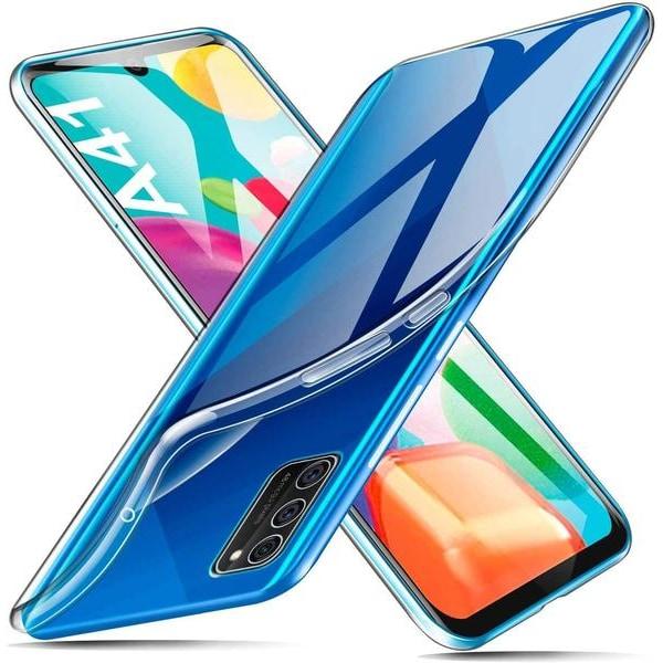 Samsung Galaxy A41 - Transparent TPU Skal