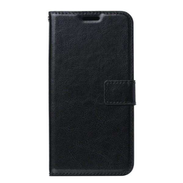 iPhone 12 Mini - Plånboksfodral - Välj Färg! Black Svart