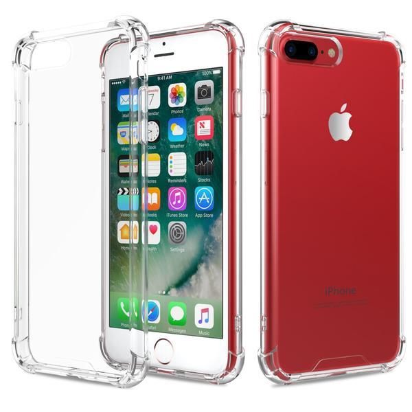 iPhone 7/8 Plus - Shockproof TPU Skal