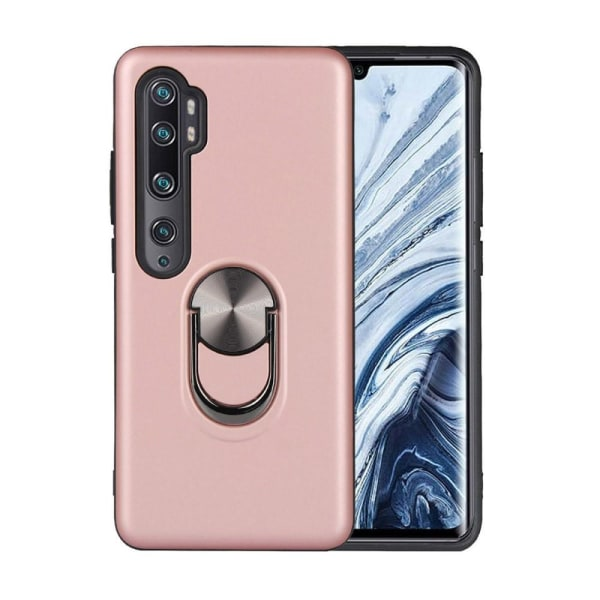 Xiaomi Mi Note 10 / Note 10 Pro - Ring Skal - Roséguld Roséguld