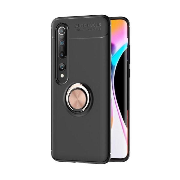 Xiaomi Mi Note 10 / Note 10 Pro - Ring Skal - Svart/Rosé