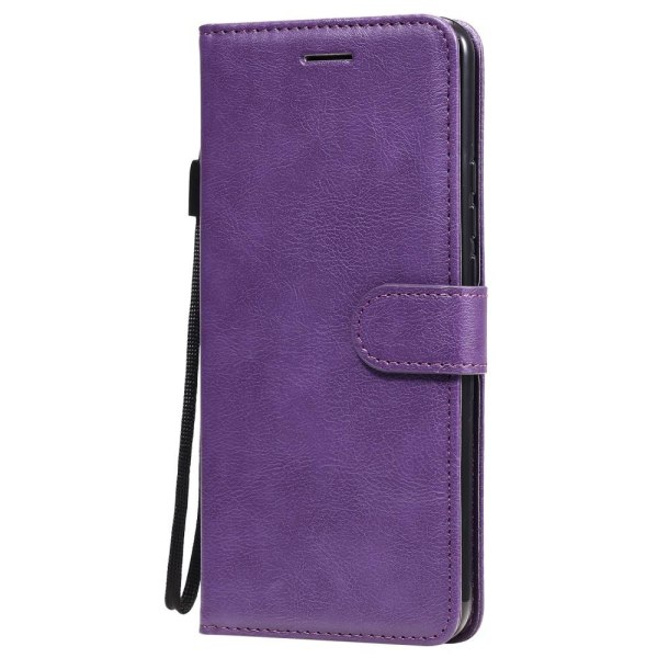 Xiaomi Redmi 9 - Plånboksfodral - Lila Purple Lila