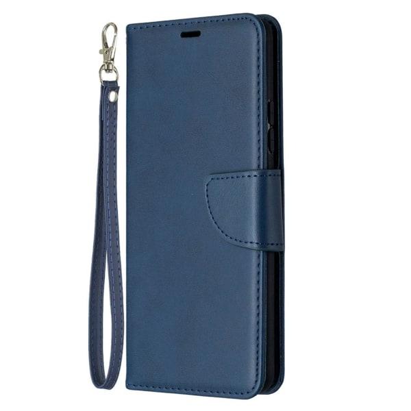 Samsung Galaxy A42 - Plånboksfodral - Blå Blue Blå