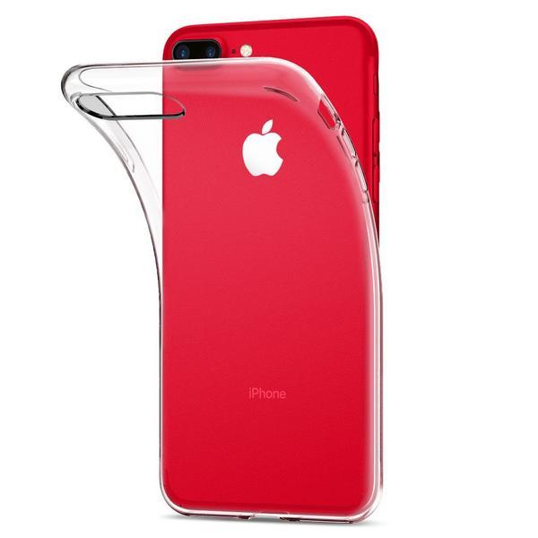 Transparent TPU-skal till iPhone 8 Plus