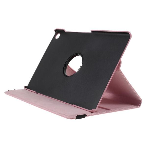 Samsung Galaxy Tab S5e - 360° Rotation Fodral - Ljus Rosa Ljusrosa
