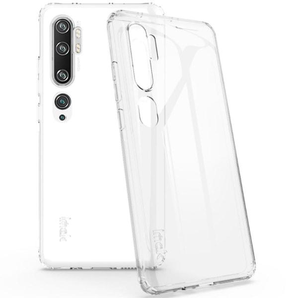 Xiaomi Mi Note 10/10 Pro - IMAK Stöttåligt TPU Skal - Transparen