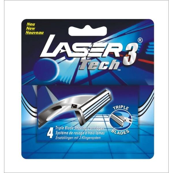 24-pack rakblad kompatibla med Gillette Sensor3, Sensor 3