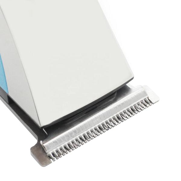 Trimmer Blå / hvid Aluminum