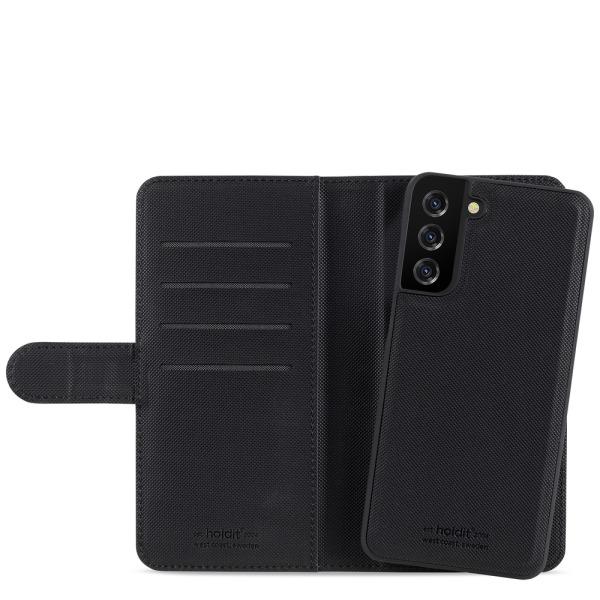 Holdit Wallet Case Magnet Galaxy S21 Plus Black
