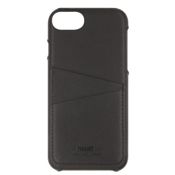 Holdit fodral iPhone 8/7/SE 2020 med kreditkortsfack