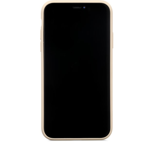 Holdit Mobilskal Silicone iPhone 11 Beige