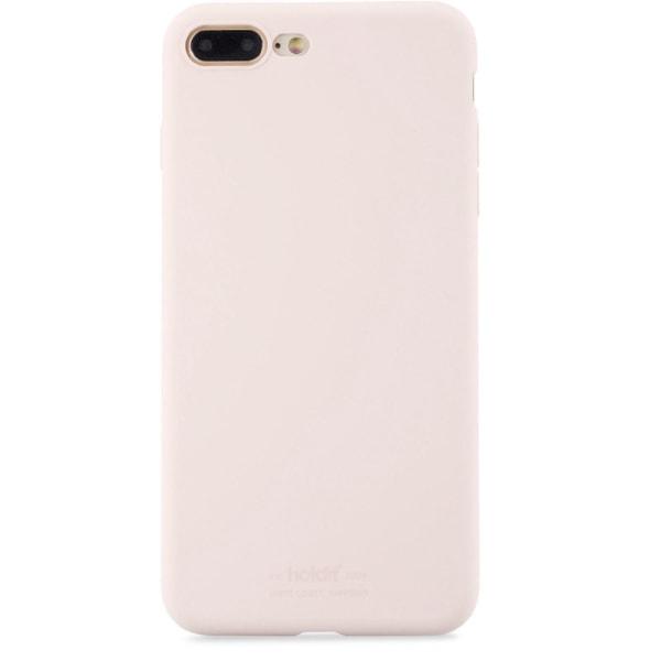 Holdit Silikon Skal iPhone 8Plus & iPhone 7Plus Blush Pink