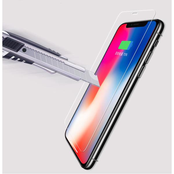 Härdat glas / heltäckande skärmskydd till Huawei P40 pro