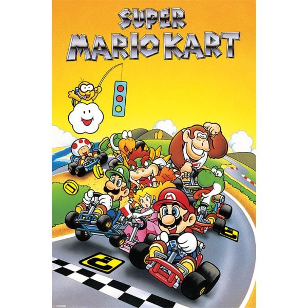 Nintendo - Super Mario Kart Multicolor