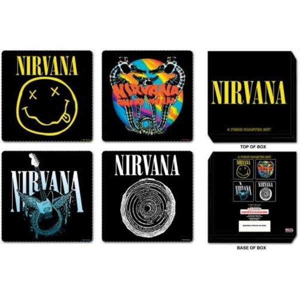 Coasters - Nirvana - Coaster set Multicolor