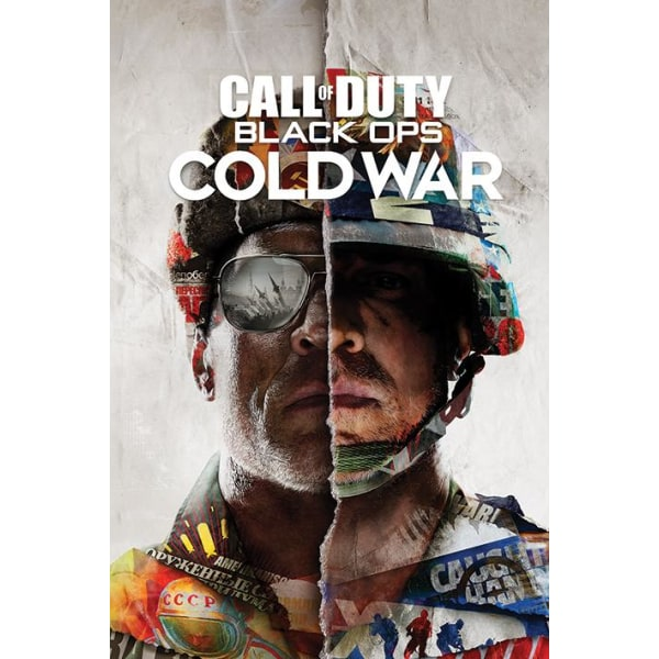 Call of Duty - Black Ops Cold War (Split) multifärg