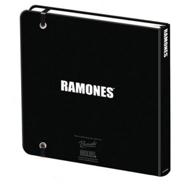 Anteckningsbok - Ramones - Presidential Seal Multicolor