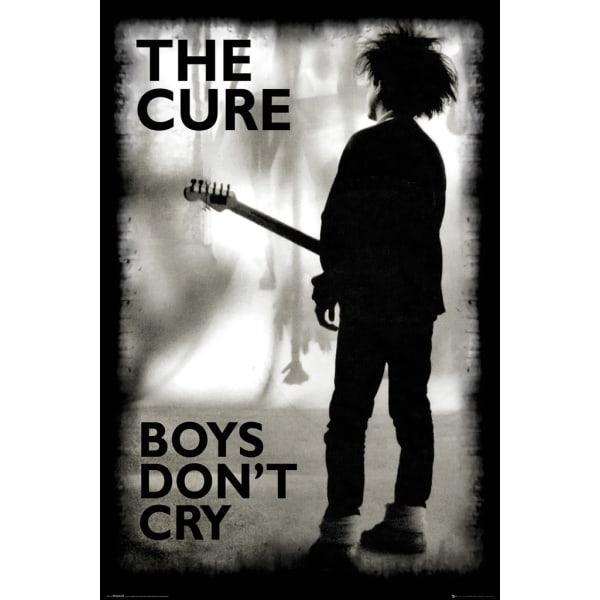 The Cure - Drenge græder ikke Multicolor