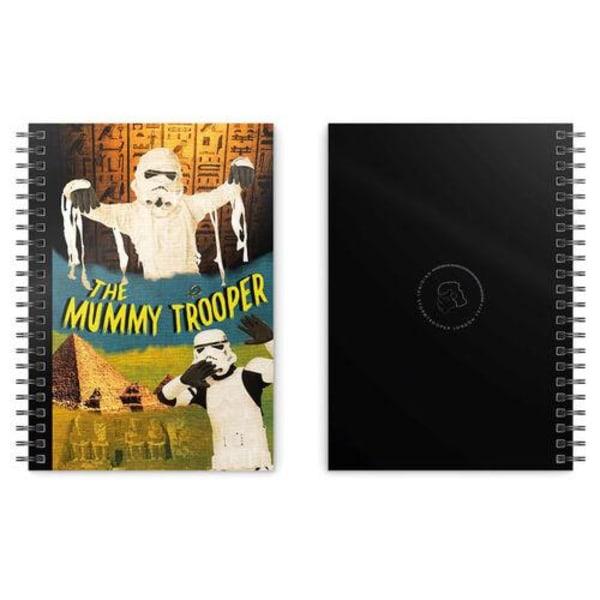 Anteckningsbok - Star Wars - Original Stormtrooper - Mummy Troop Multicolor