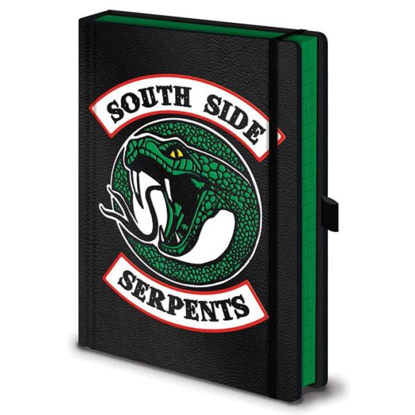 Anteckningsbok - Riverdale - South Side Serpents multifärg