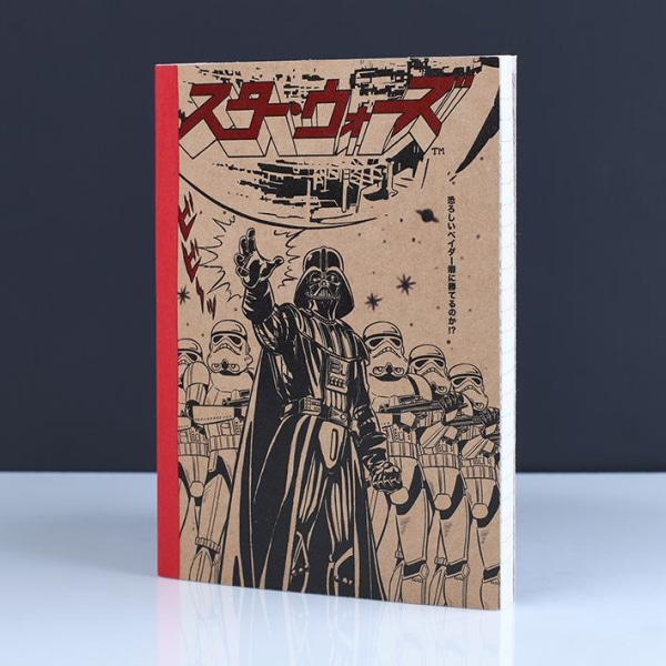 Anteckningsbok - Star Wars (Japanese) Multicolor