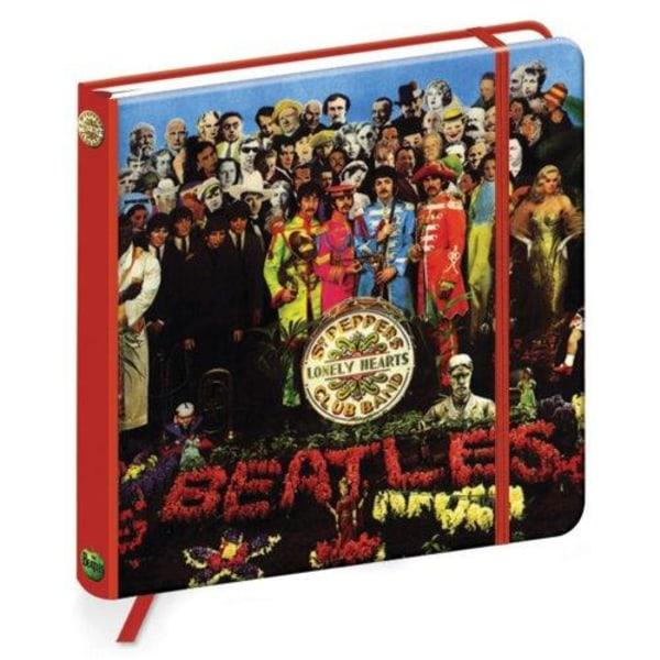 Anteckningsbok - The Beatles - Sgt Pepper Multicolor