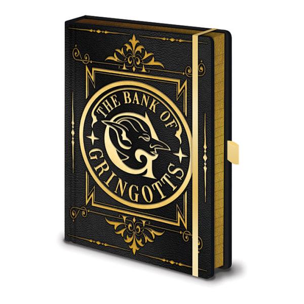 Muistikirja - Harry Potter - Gringotts Multicolor
