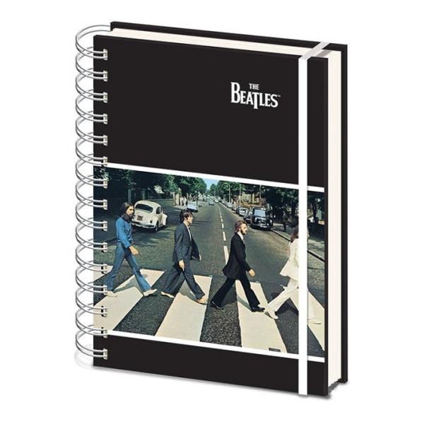 Anteckningsbok - The Beatles - Abbey Road Multicolor