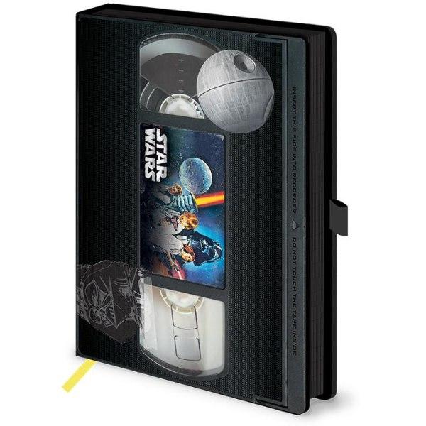Anteckningsbok - Star Wars (A New Hope) VHS Multicolor