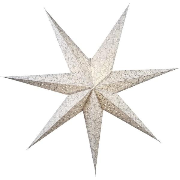 Pappersstjärna Dazzling 150cm