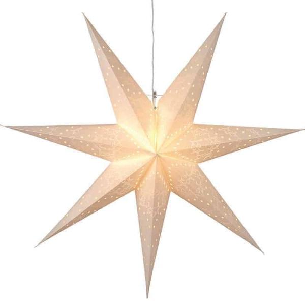 Sensy hängande stjärna 70cm