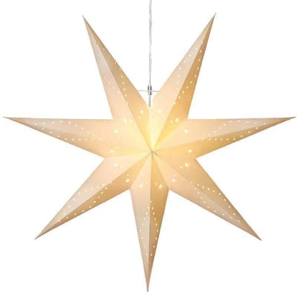 Katabo stjärna 100cm vit